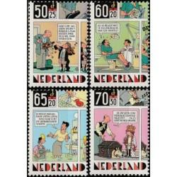 Nyderlandai 1984. Komiksai