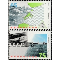 Netherlands 1986. Flood...