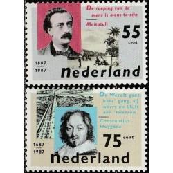 Nyderlandai 1987. Rašytojai