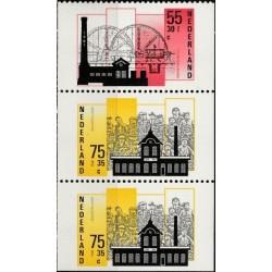 Nyderlandai 1987. Pramonės...