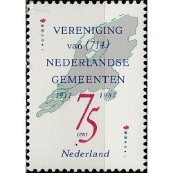 Nyderlandai 1987. Vietos...
