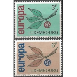 Liuksemburgas 1965. CEPT:...