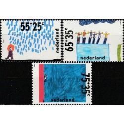 Netherlands 1988. Water in...