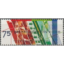 Netherlands 1989. Post...