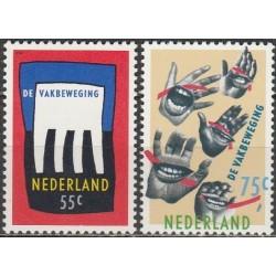 Netherlands 1989. Trade unions