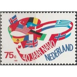 Nyderlandai 1989. NATO 40 metų
