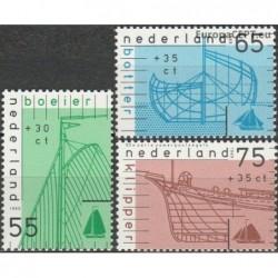 Netherlands 1989. Old-time...