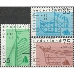 Nyderlandai 1989. Senovinių...