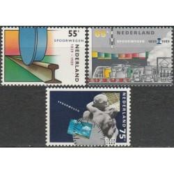 Netherlands 1989. Rail...