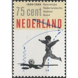 Netherlands 1989. Centenary...