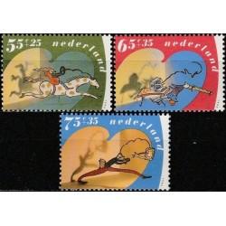 Netherlands 1990. Children...