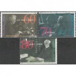 Nyderlandai 1991. Nobel...