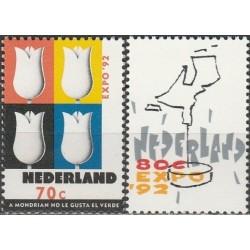 Nyderlandai 1992. Pasaulinė...