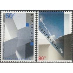Netherlands 1992. Architecture