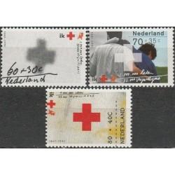 Netherlands 1992. Red Cross