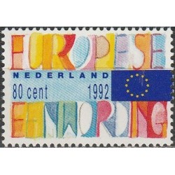 Netherlands 1992. European...