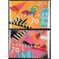 Netherlands 1993. Personal...