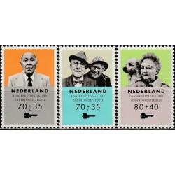 Nyderlandai 1993. Dirbantys...
