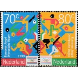 Nyderlandai 1993. Jaunimo...