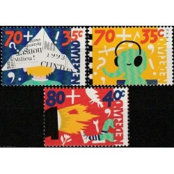 Netherlands 1993. Children...