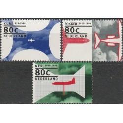 Nyderlandai 1994. Aviacija...