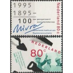 Nyderlandai 1995. Profesijos