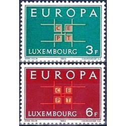Liuksemburgas 1963. CEPT:...