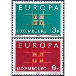 Luxembourg 1963. CEPT:...