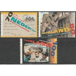 Nyderlandai 1995. Dirbančių...