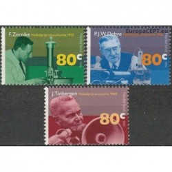 Nyderlandai 1995. Nobel...
