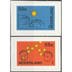 Netherlands 1995. Christmas
