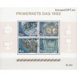 Norvegija 1992. Pašto...