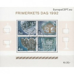 Norway 1992. Stamp Day
