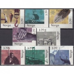 Norway 1997. Historical events