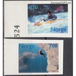 Norvegija 2001. Aktyvus...