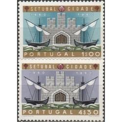 Portugalija 1961. Miestų...
