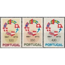 Portugal 1967. EFTA countries