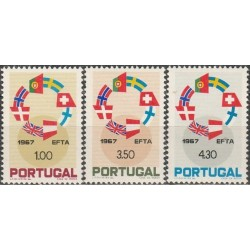 Portugalija 1967. EFTA šalys