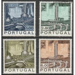 Portugalija 1970. Naftos...