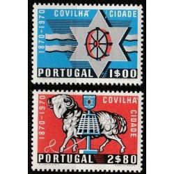 Portugalija 1970. Miestų...
