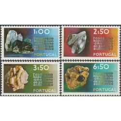 Portugalija 1971. Geologija
