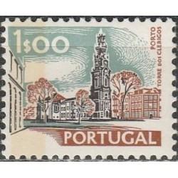 Portugalija 1972. Architektūra