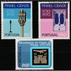 Portugalija 1972. Miestų...