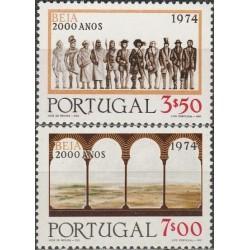 Portugalija 1974. Miestų...