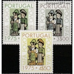 Portugal 1975. Armed Forces...