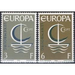 Liuksemburgas 1966. CEPT:...
