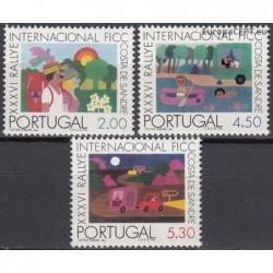 Portugal 1975. Tourist rallye