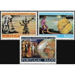 Portugal 1975. Geographic...