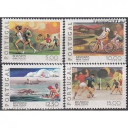 Portugal 1978. Sports and...