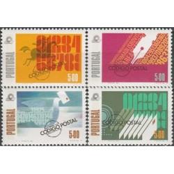 Portugal 1978. Postal codes